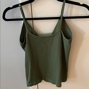 Free People Tops - Free People Tank with Mesh